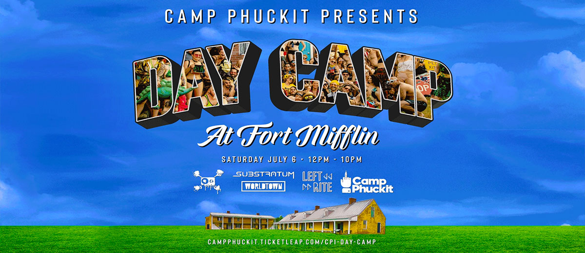 Camp Phuckit Presents Day Camp